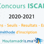 concours ISCAE 2020