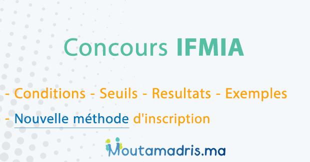 concours IFMIA