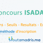 concours ISADAC