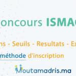 concours ISMAC