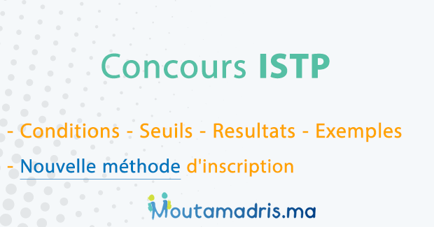 concours ISTP