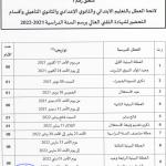 Calendrier Vacances Scolaires 2021-2022 Maroc